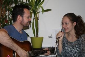 Sarah & Robert