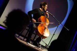 Heavy Metal am Cello: CelloMan