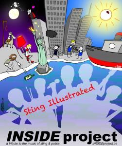 Sting Illustrated Teaser
